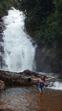 Marmelopolis, MG: Cachoeira dos Padres - Marmelópolis MG
