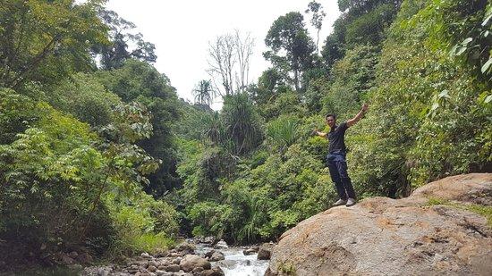 Kutacane, Indonesien: rest point