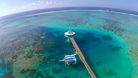 Piti, Mariana Islands: Fish Eye Marine Park & Underwater Observatory
