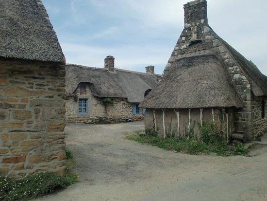 Village de Kercanic: Chamiere