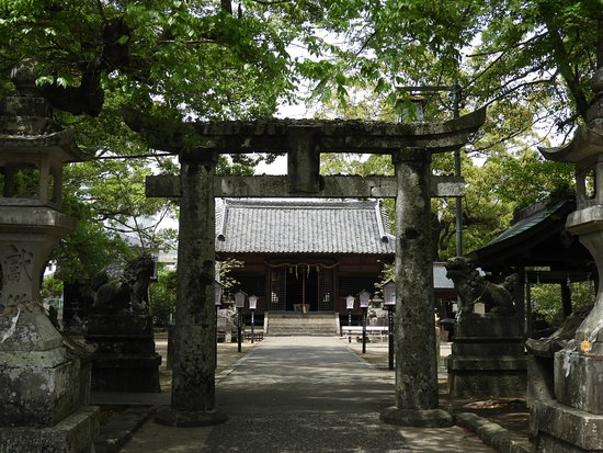 Toyotamahime Shrine