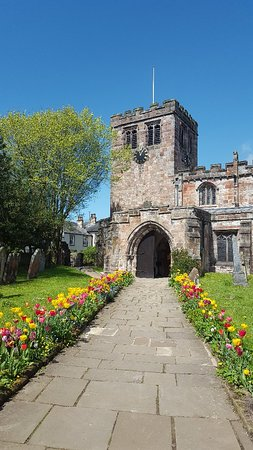 Appleby, UK: St Lawrence Church