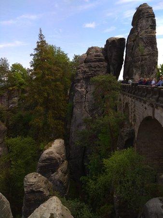 Lohmen, Německo: IMG_20180502_133655_large.jpg