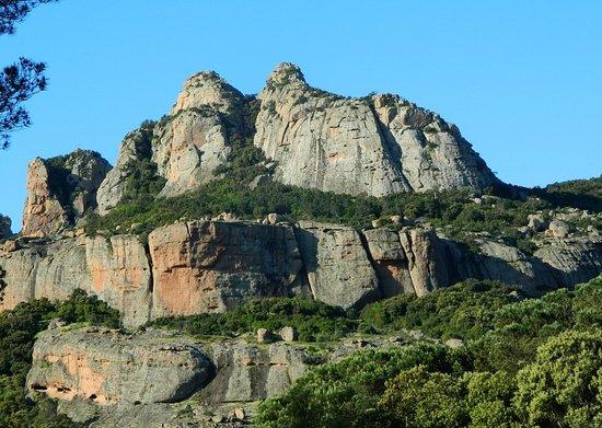 Roquebrune-sur-Argens, France: Rocher de Roquebrune