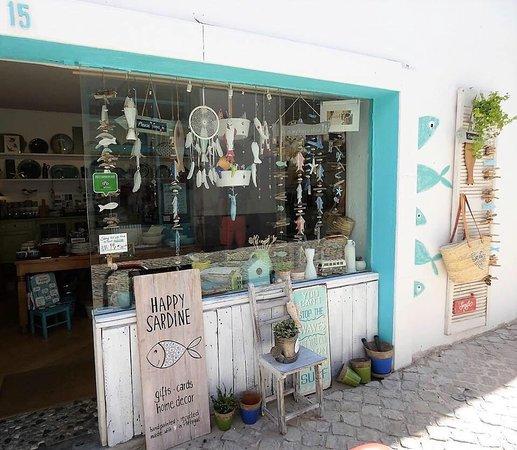 Happy Sardine atelier & store