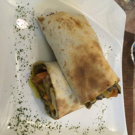 Coox Fine Vegan Restaurant: Fajitas