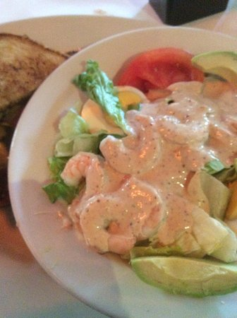Weidmann's: Shrimp salad