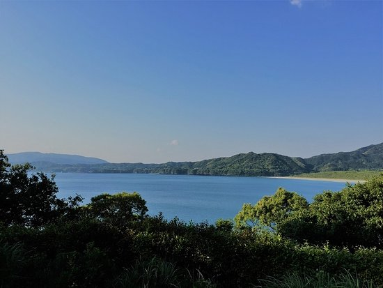 Kaiyu: 綺麗な青い海がバルコニーなら一望できます