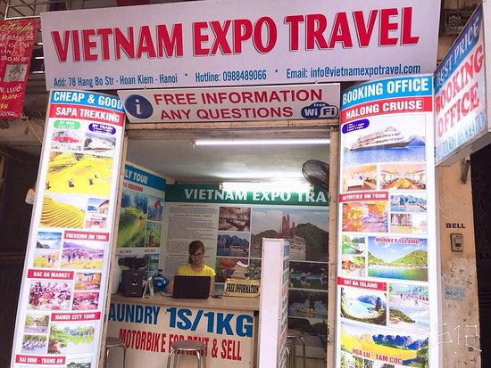 Vietnam Expo Travel