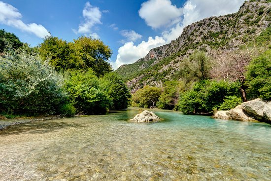 Glyki, Greece: Enjoy your life near nature