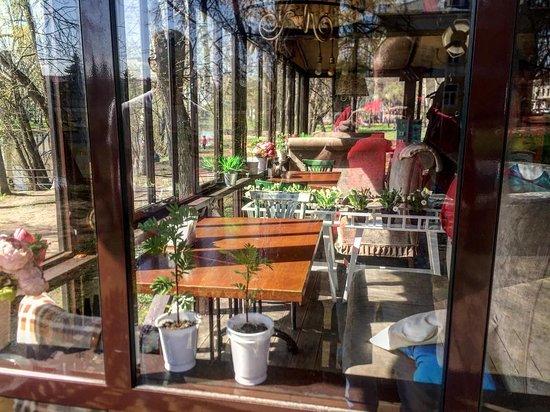 СЛОН  Кафе Веранда: веранда