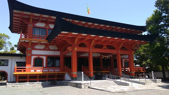 Kamoeji Temple