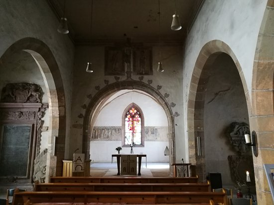 Landau in der Pfalz, Tyskland: Innenraum