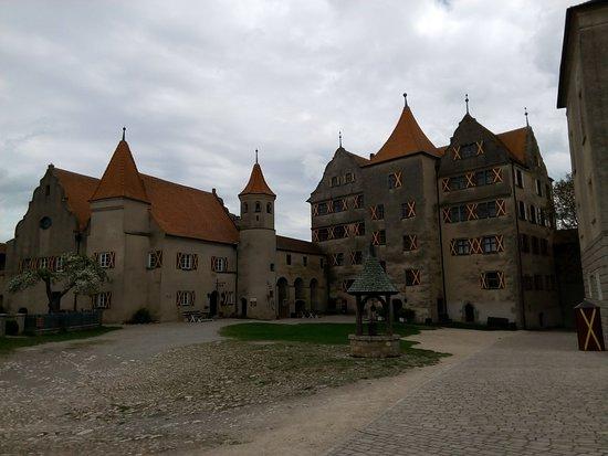 Harburg, Γερμανία: plaza de armas