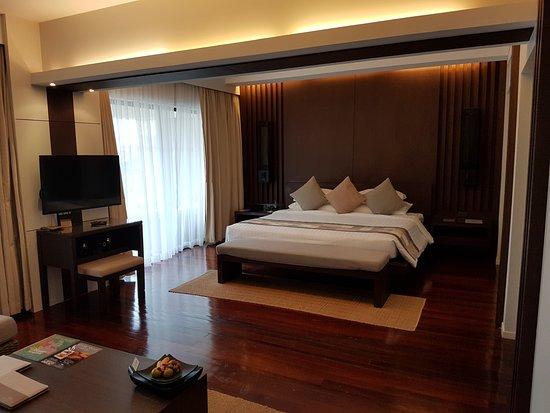 Cape Panwa Hotel: D206 habitación.