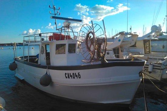 IL PISONE Pescaturimo - gite sulla costa di  Teulada