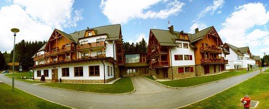 Pohorje, Slovenia: Belfenk building