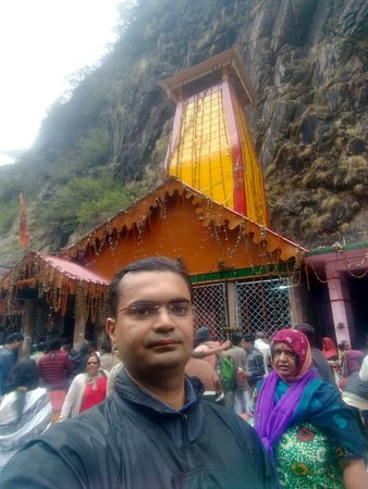 Yamunotri, India: Visit on 6th may 2018 Excellent place with natural elements Pony charge 1320 for two way Plenty