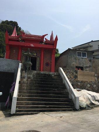 Qiao Zi Jing Baima Dawang Miao: 白馬尊王廟(白馬大王)一隅