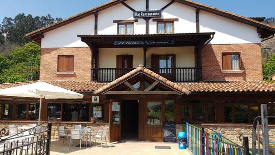 Cabuerniga, สเปน: El Roblón de Cabuérniga