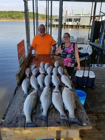 Striper Express Guide Service: We had a blast!!