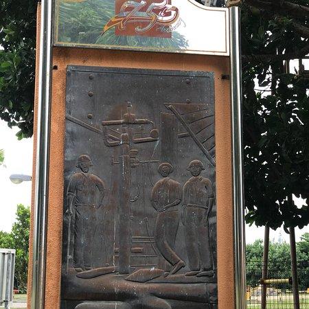 Seria, บรูไนดารุสซาลาม: Billionth Barrel Monument