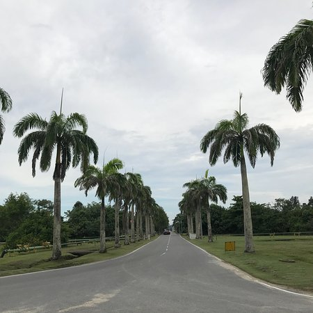 Seria, Brunei Darussalam: Billionth Barrel Monument