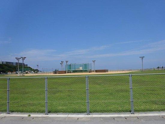 Tomigusuku Senagajima Ballpark