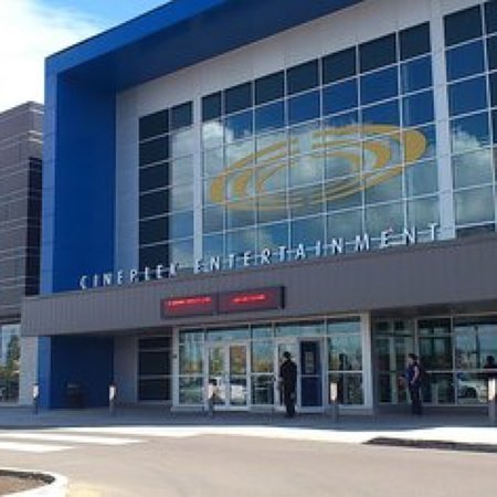 Cineplex Odeon Windermere and VIP Cinemas