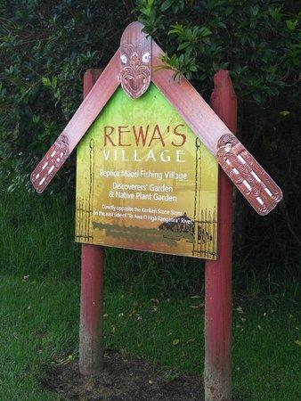 Kerikeri, Nueva Zelanda: Eingang