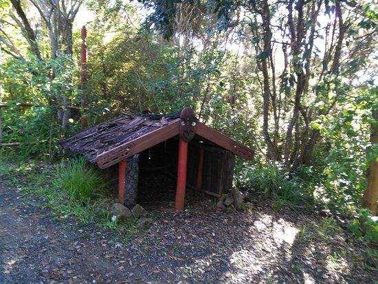 Kerikeri, Nueva Zelanda: Hütte