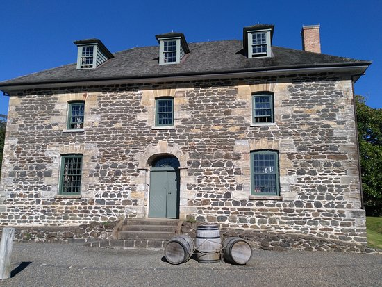 Kerikeri, Nueva Zelanda: 1. Steinhaus auf Neuseeland