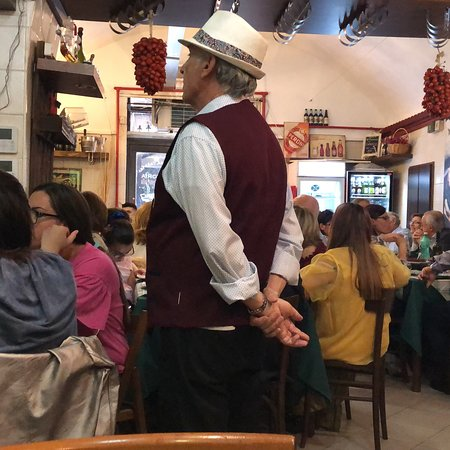 A 39 Cucina Ra Casa Mia Neapel Omd Men Om Restauranger