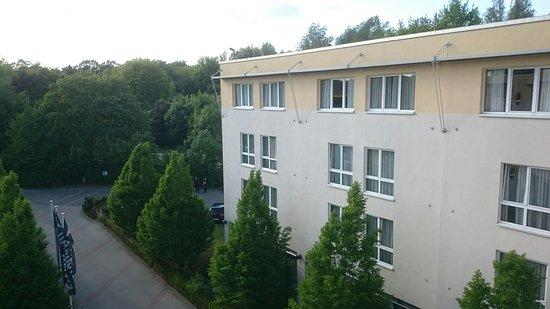 เตลโทว์, เยอรมนี: Ausblick Innenhof