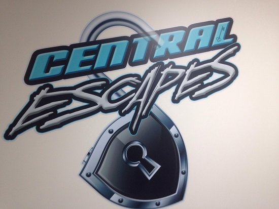 Mount Pleasant, MI: Central Escapes Logo