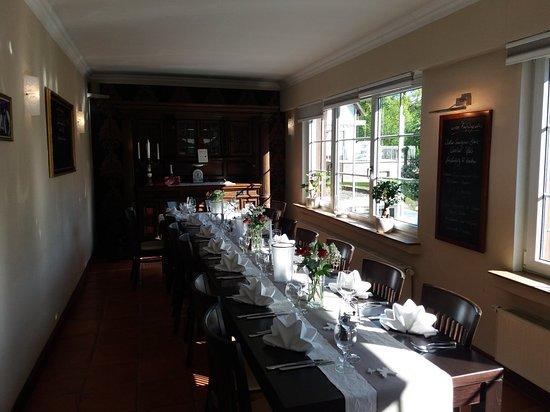 Reichshof, Niemcy: Restaurant Pfeffermühle
