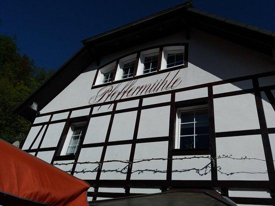 Reichshof, Tyskland: Restaurant Pfeffermühle