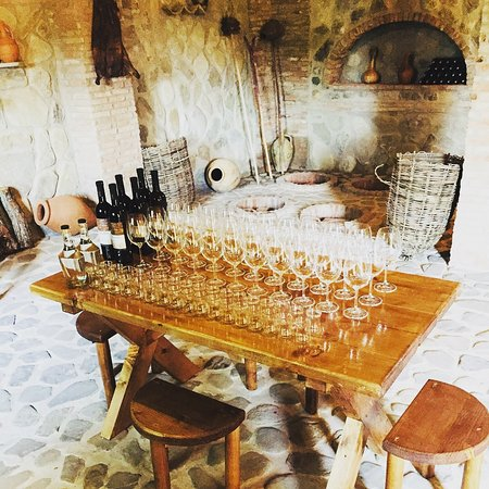 VELLINO Wine Cellar