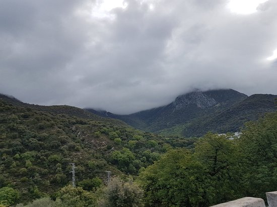 Benamahoma, Spain: Entorno privilegiado en plena sierra de Grazalema