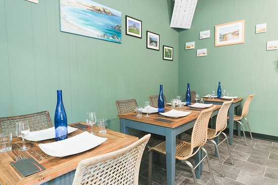 Isle of Colonsay, UK: Bistro Dinning