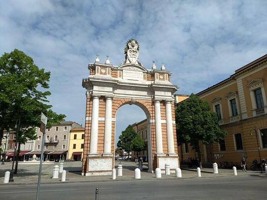 Arco di Papa Clemente XIV