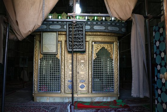 Seyed Rokn Addin Mausoleum