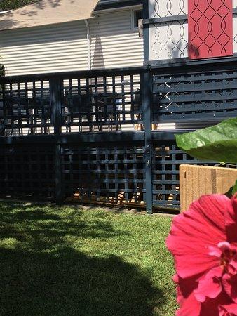 Ulladulla Lodge: Deck