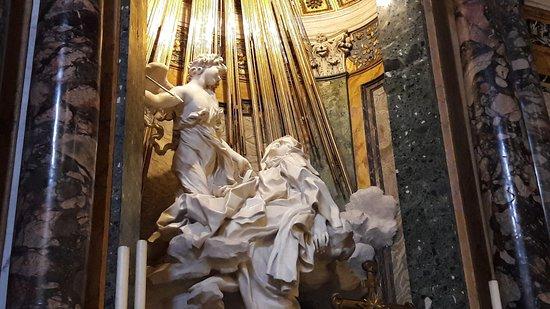 Estasi di Santa Teresa: A obra de Bernini