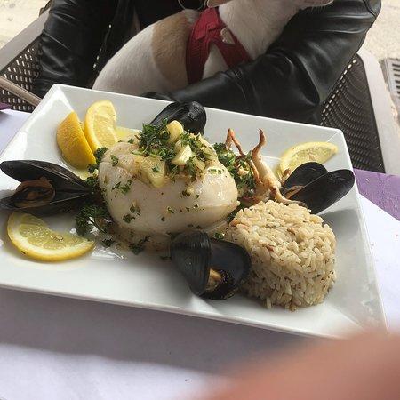 Saintes Restaurant Fruits De Mer