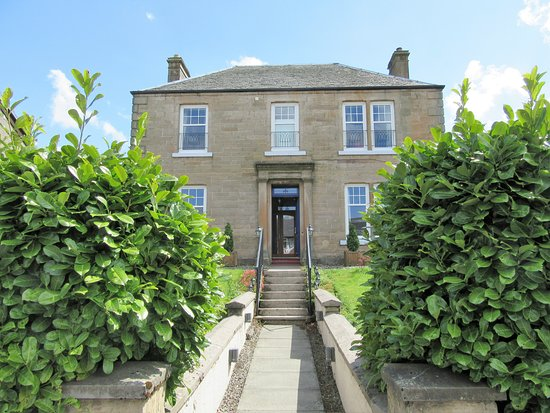 Blackford, UK: Middleton House