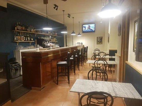La Verdiere, Francia: Café des sports La Verdière