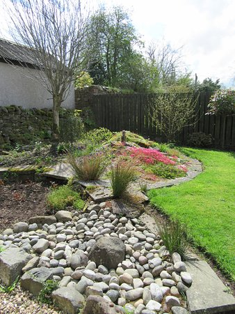 Blackford, UK: Garden