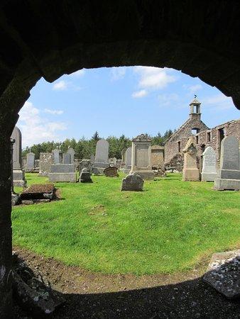Blackford, UK: The Old Parish Church