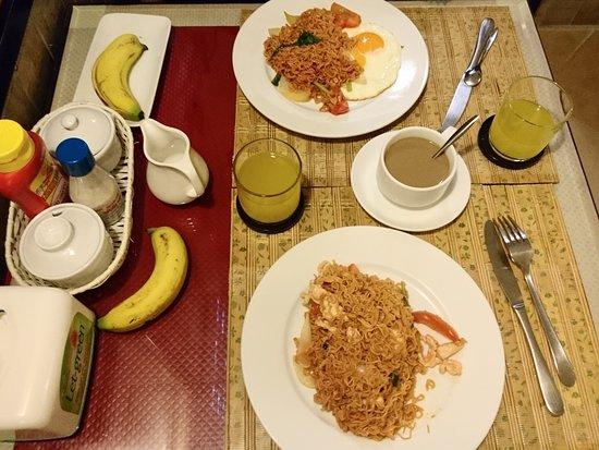 Bich Duyen Hotel: Desayuno